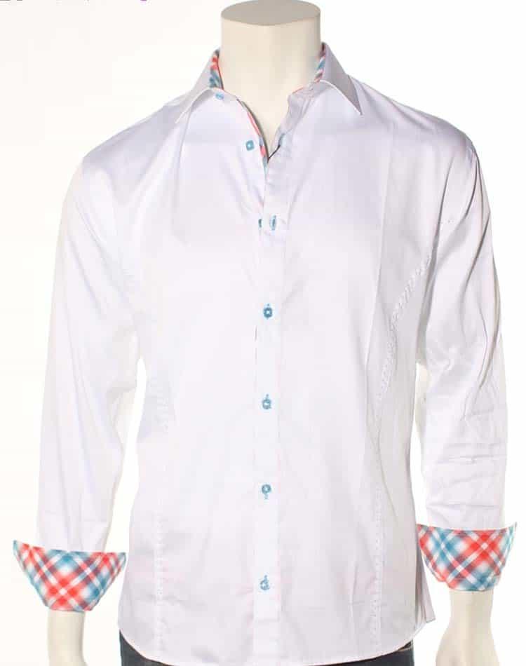 envy men shirt 51014 02 white dress shirt