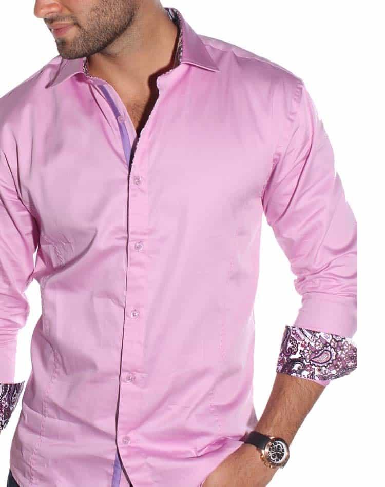 pink dress shirt envy shirt 51014