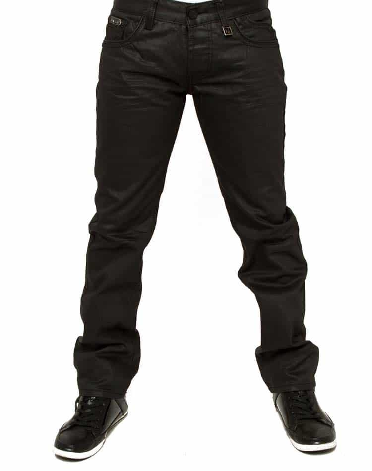 Isaac b designer jeans 029 black