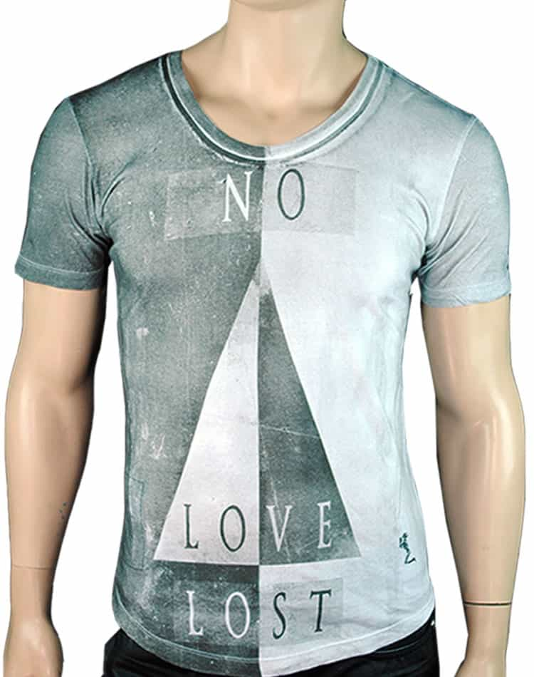 no love lost t shirt religion clothing. Black Bedroom Furniture Sets. Home Design Ideas