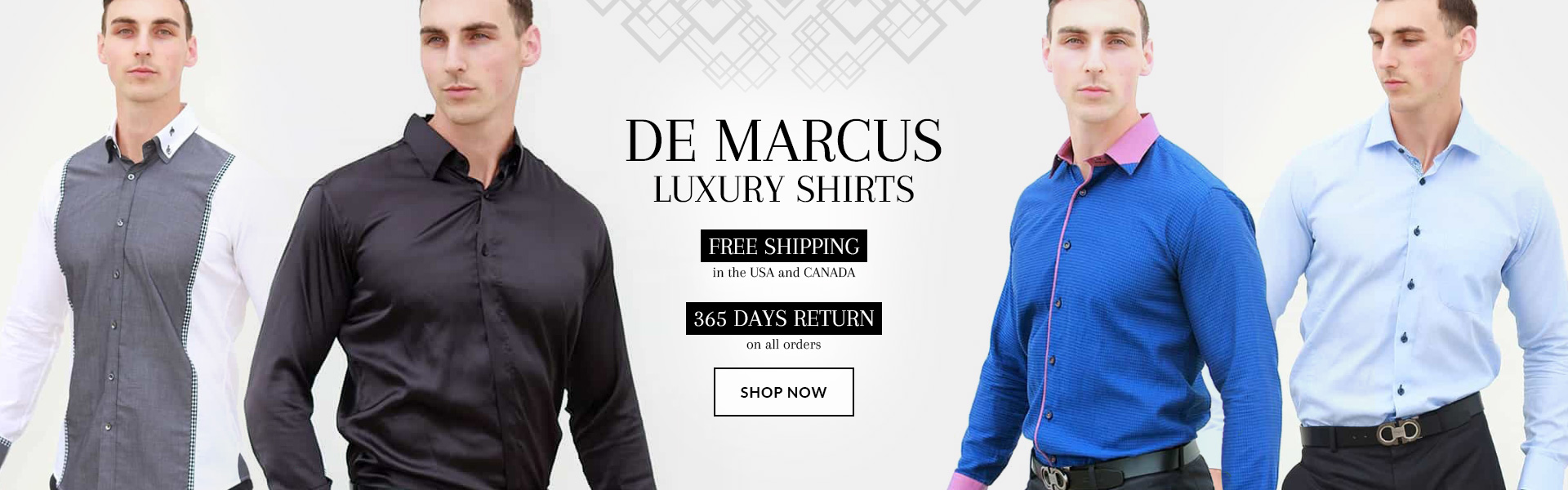 De Marcus Luxury Shirts